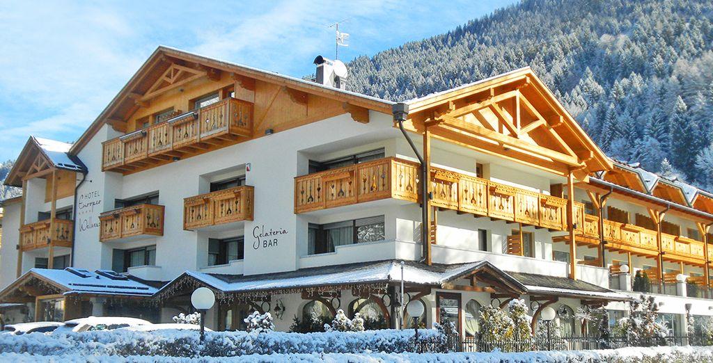 Scoprite il Trentino in uno splendido hotel nel cuore delle Dolomiti