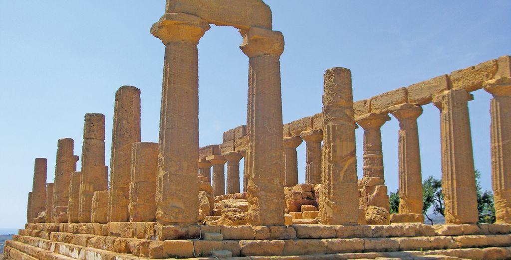 Scoprite Agrigento e il bellissimo sito archeologico della Valle Dei Templi