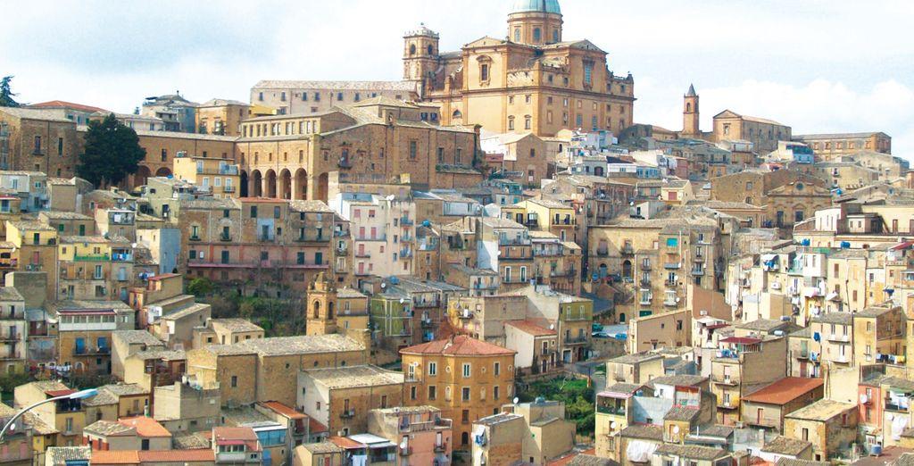 In questa splendida città vi attende Piazza Armerina, ricca di arte e cultura