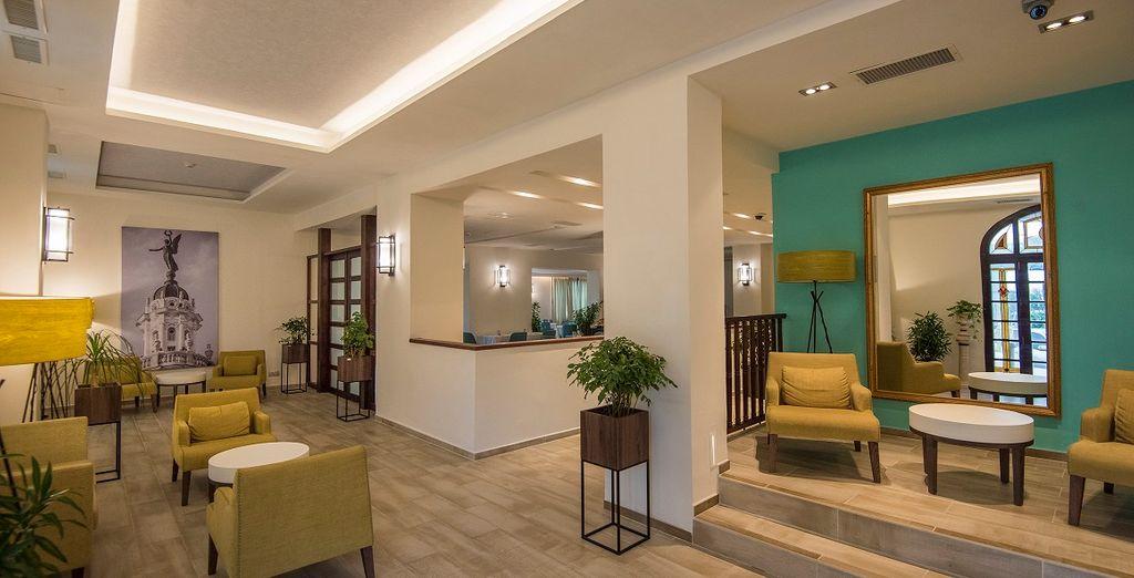 boutique hotel coloniale di recente ristrutturazione