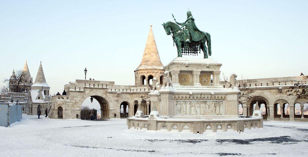 Budapest vi incanterà