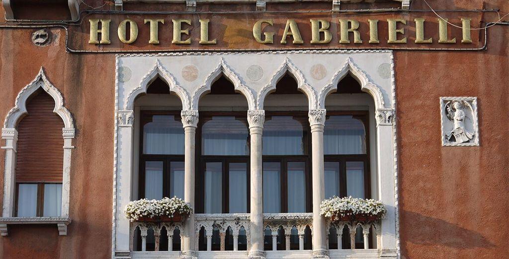 L'Hotel Gabrielli è pronto ad accogliervi