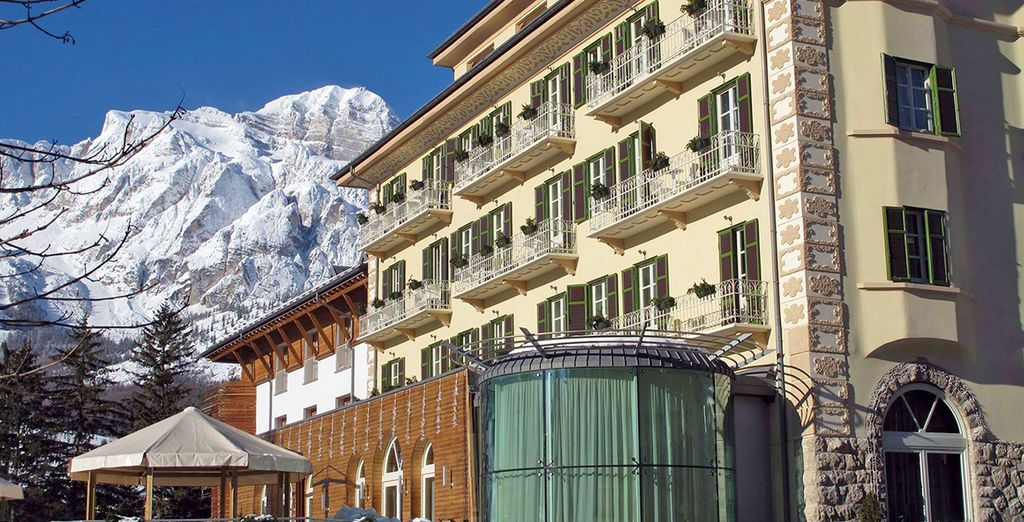 Partite per un soggiorno tra neve e relax nella meravigliosa Cortina