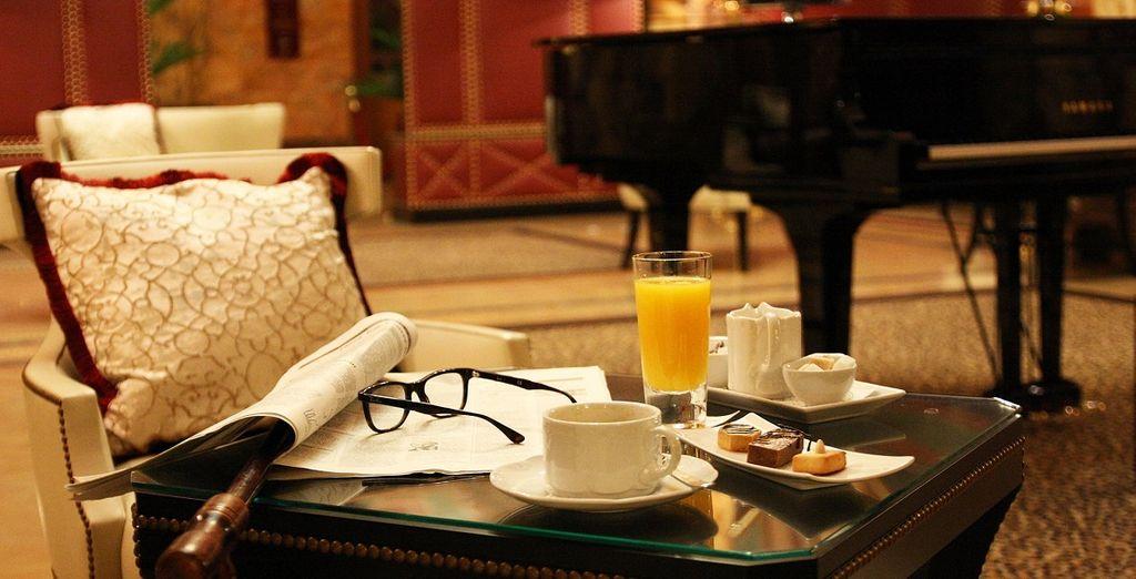 la mattina iniziate la giornata con un'ottima colazione