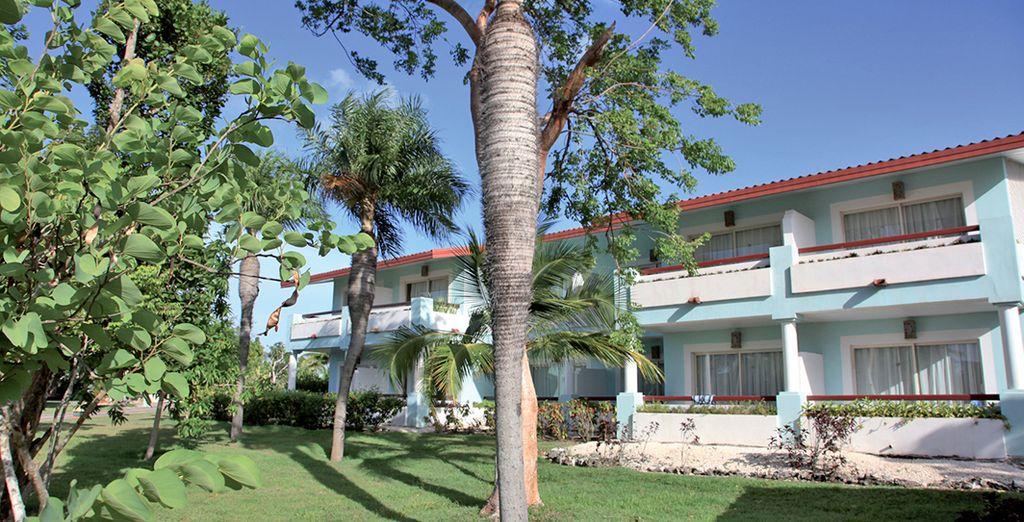 Il resort Playa Pesquero 5* vi dà il benvenuto