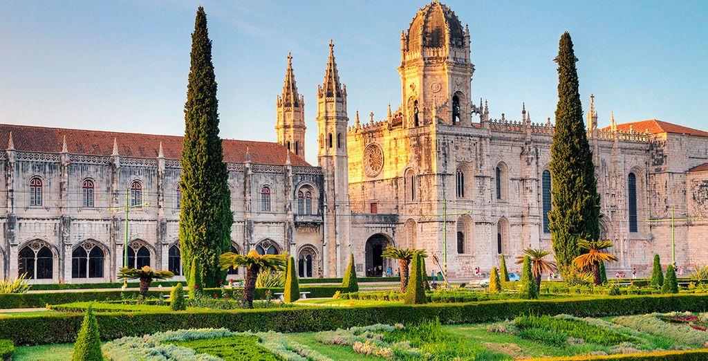 Scoprite Lisbona