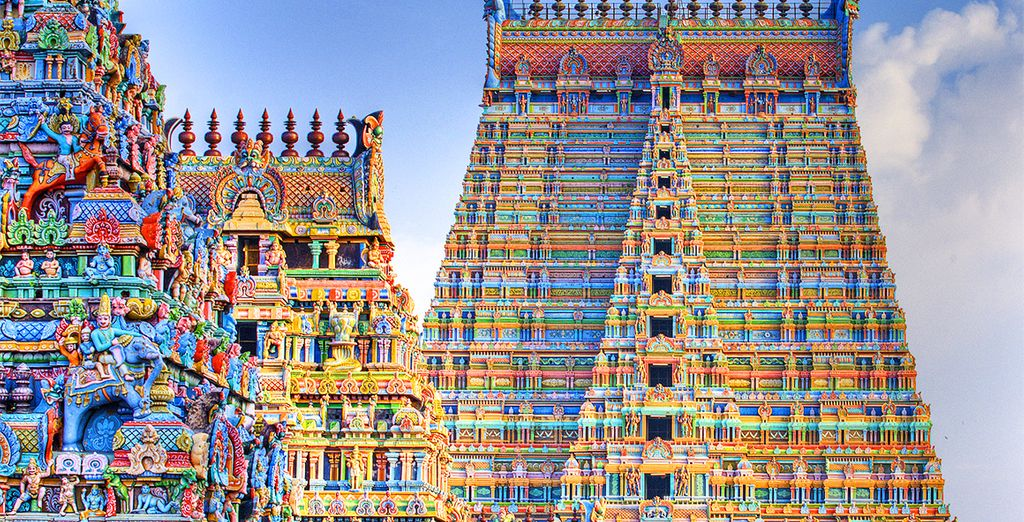 con questo tour scoprirete i più bei templi del paese