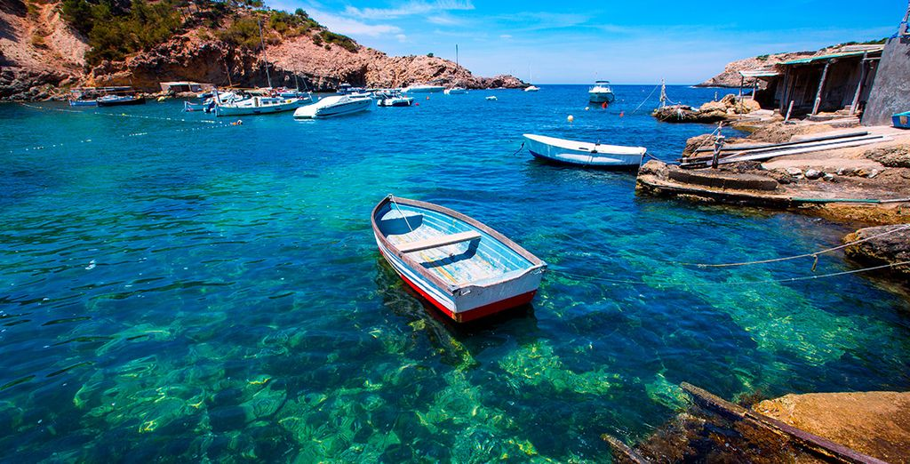 Sarà una vacanza indimenticabile al sole delle Baleari.