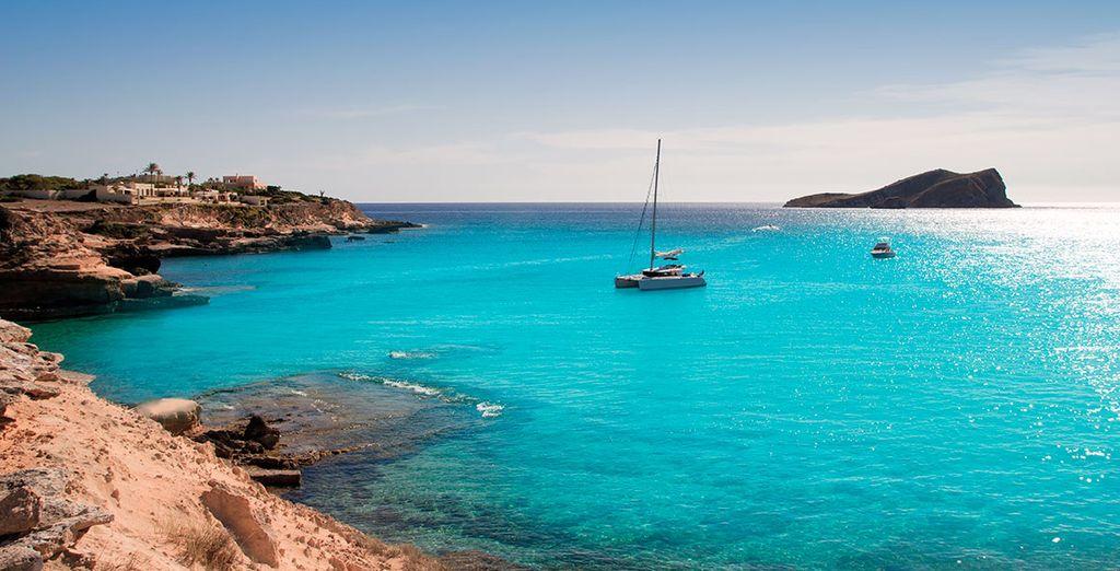 Non aspettate a partire per Ibiza
