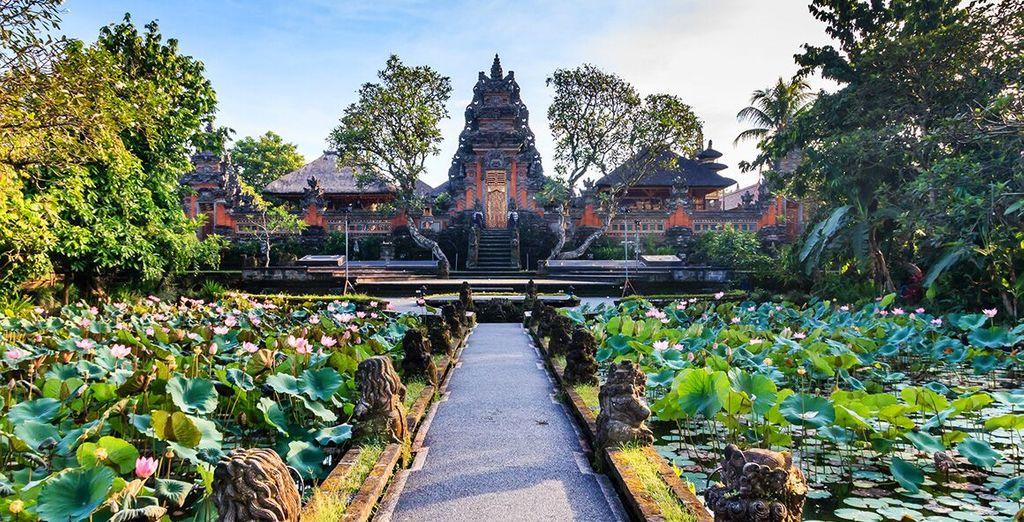 Prima di partire alla scoperta del cuore culturale di Bali
