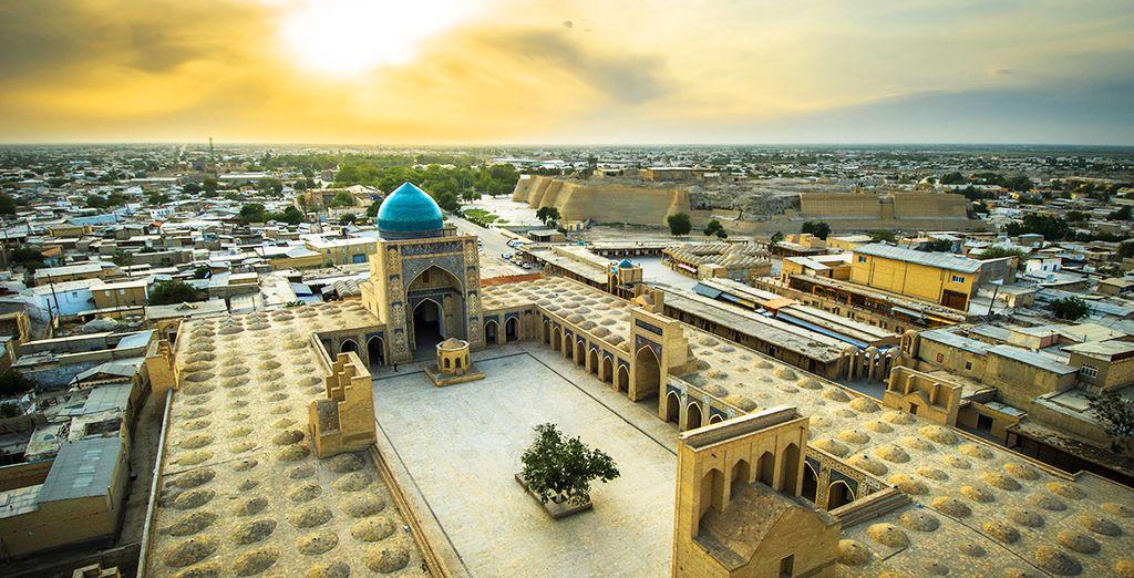 Il suo centro storico è stato dichiarato nel 1993 Patrimonio Mondiale dell'Umanità dall'UNESCO