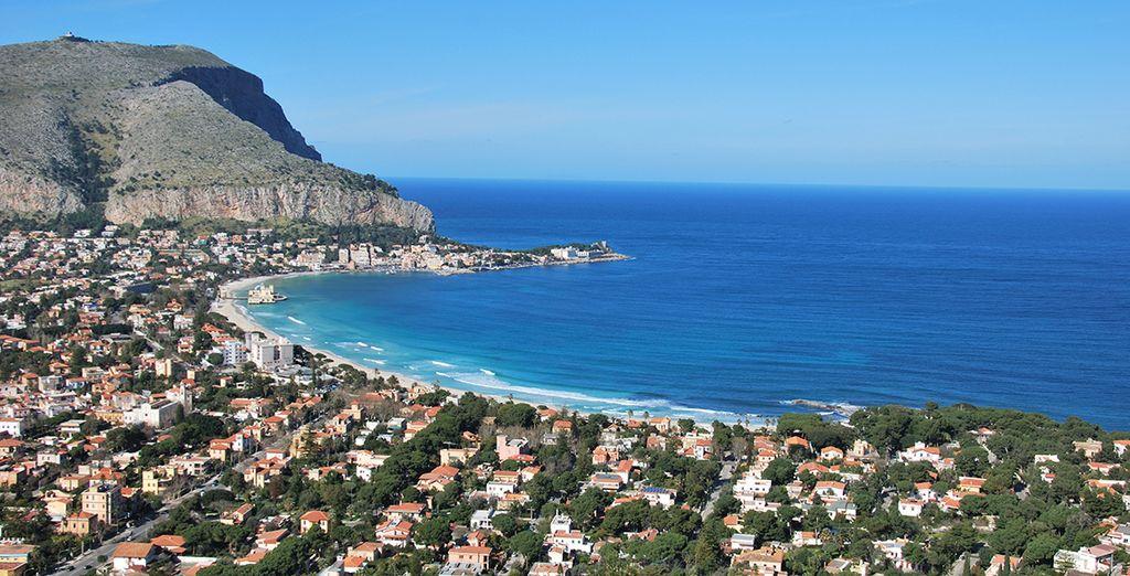 La Sicilia vi accoglierà a braccia aperte
