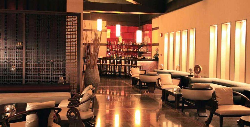 Brindate con un cocktail al Barracuda Bar