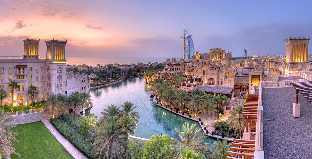 Dubai è un luogo unico al mondo