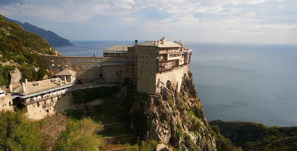 visitate il Monastero ortodosso