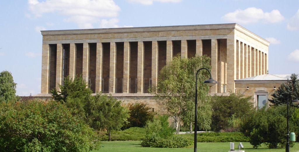 E rimarrete affascinati dal Museo di Ataturk ad Ankara