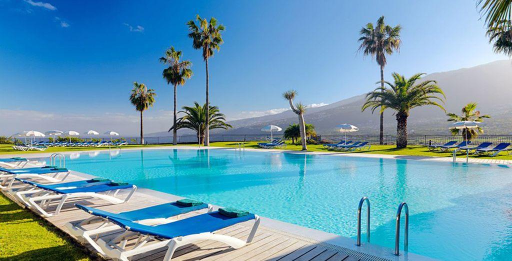Benvenuti all'Hotel Las Aguilas 4 *