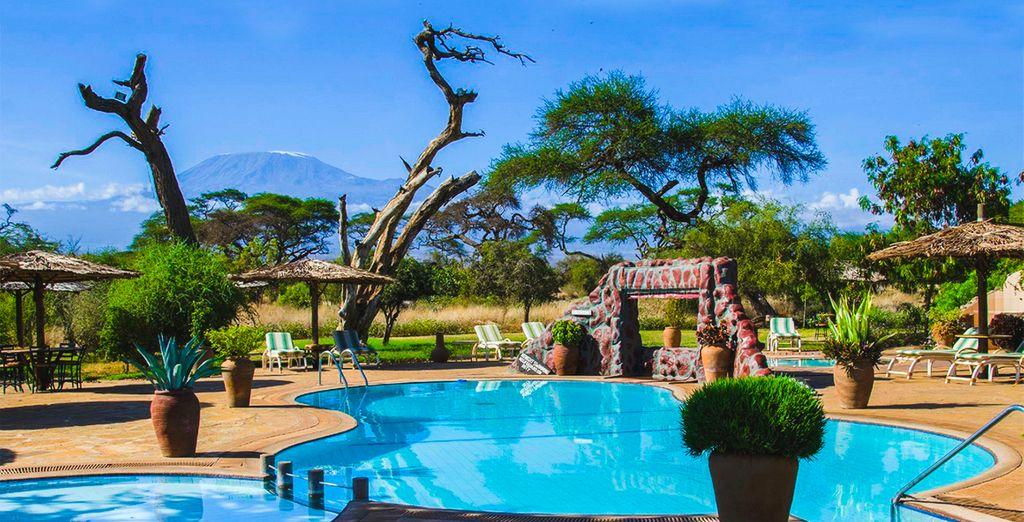 Partite per un magnifico soggiorno in Kenya