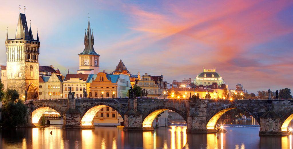Scoprite tutte le bellezze che Praga ha da offrirvi