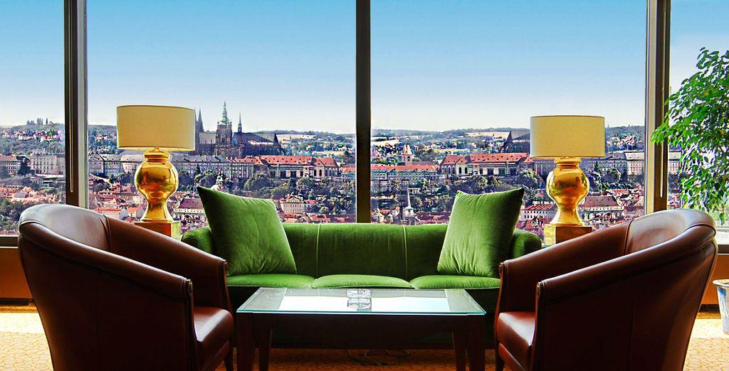 Benvenuti a Praga in un lussuoso 5*