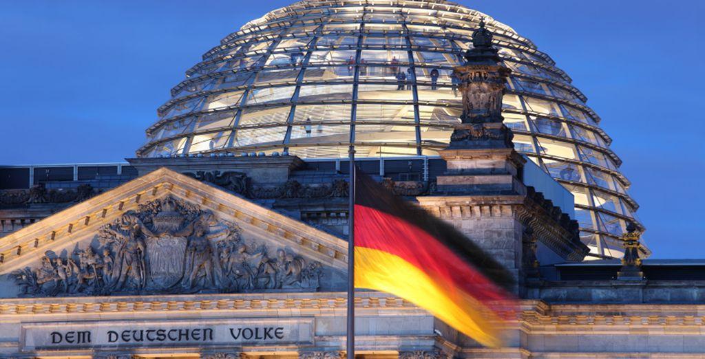 Partite alla scoperta della capitale tedesca