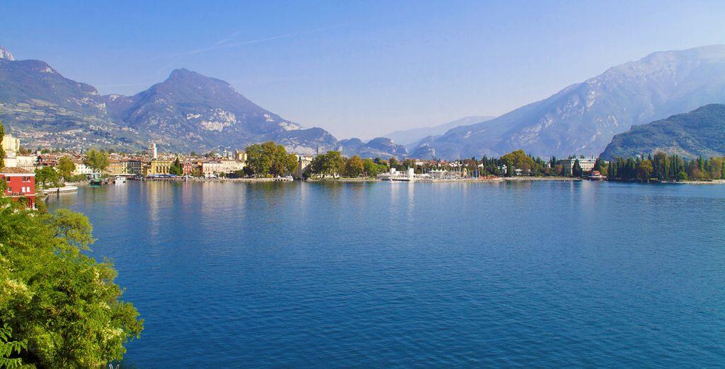 A poca distanza dal Lago di Garda, l'ideale per una gita fuori porta.