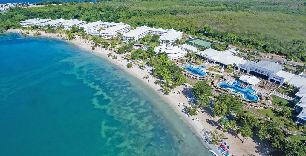 Il Club Riu Negril è un resort di grande fascino