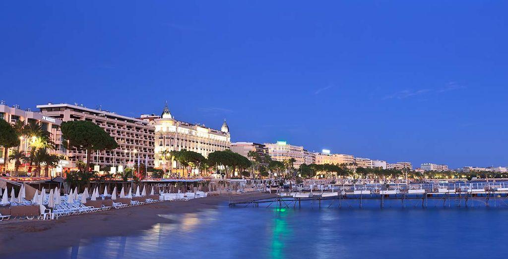 Scoprite Cannes e la sua celebre Croisette