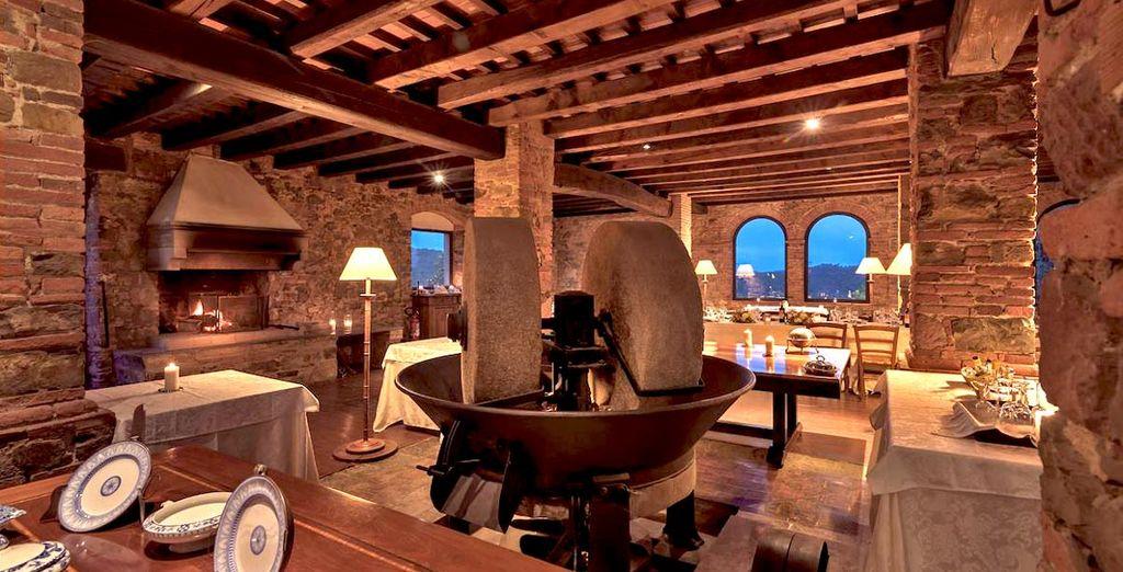 Montelucci country resort agriturismo voyage priv for Camere matrimoniali scontate