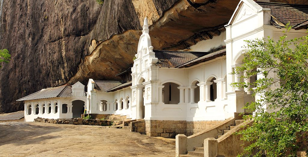 tra grotte trasformate in templi