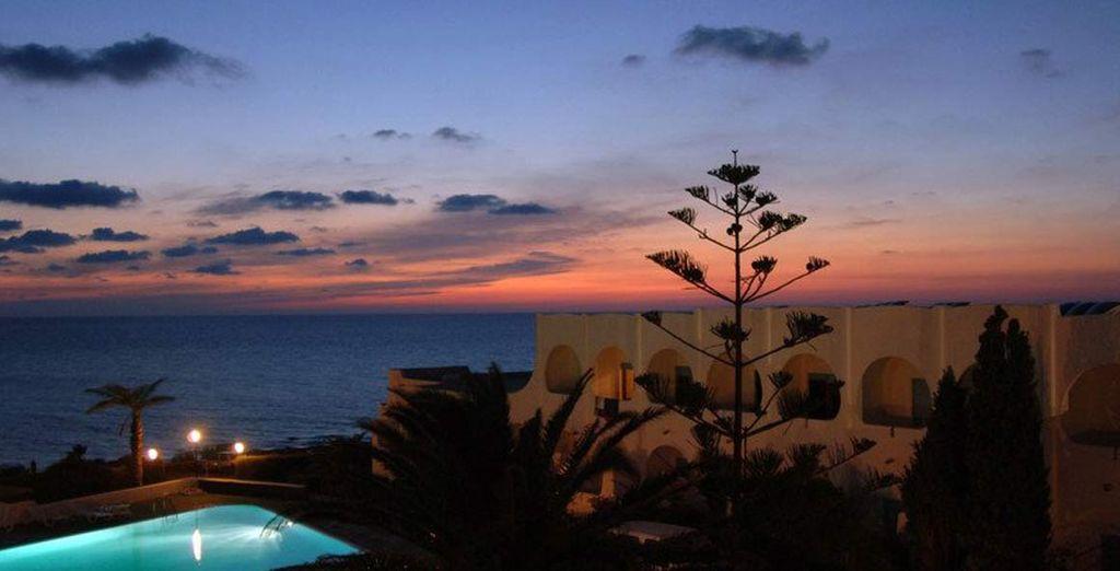 Ammirate splendidi tramonti