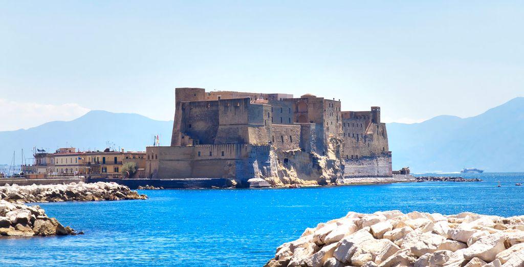 Scoprite la bellissima Napoli