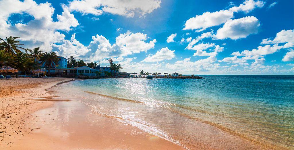 lasciatevi conquistare dalla magia di Antigua