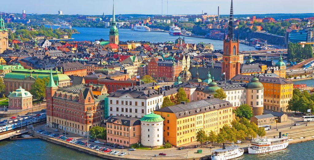 Partite per il vostro tour tra le più belle mete del nord Europa