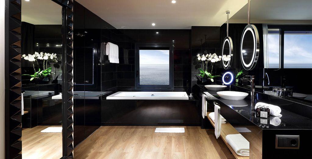 Dotati di moderni comfort e servizi di qualità