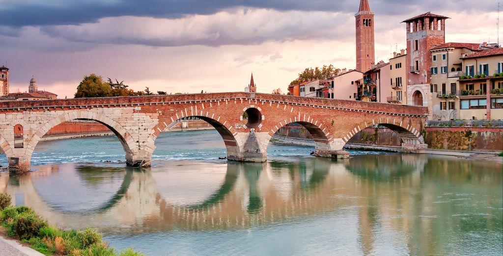 Partite alla scoperta di Verona, la città di Romeo e Giulietta