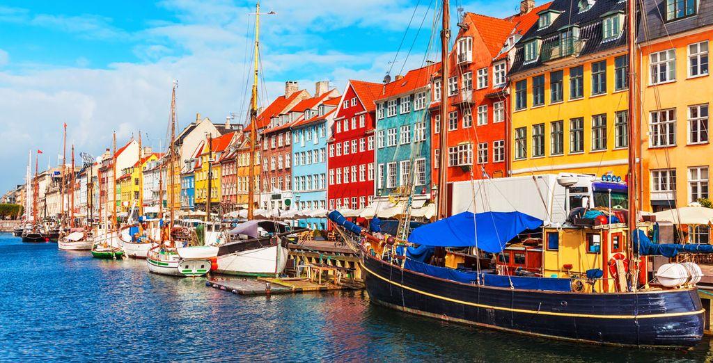 Iniziate il vostro viaggio da Copenhagen