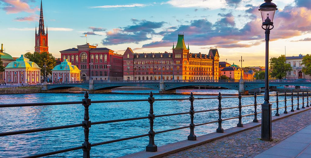 Cominciate subito la vostra avventura scandinava