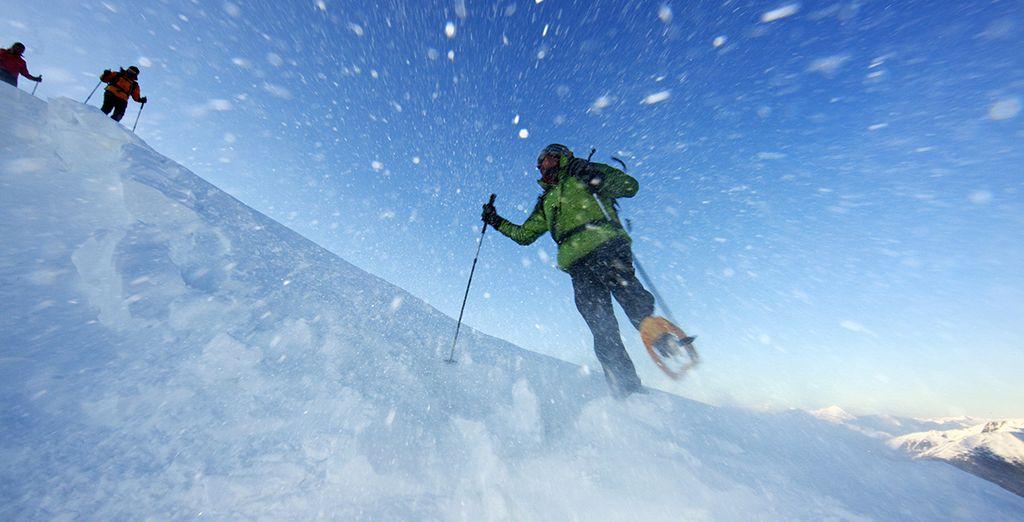 Vi stupiranno dopo aver fatto bellissime ciaspolate tra la natura e la neve o dopo una giornata sugli sci