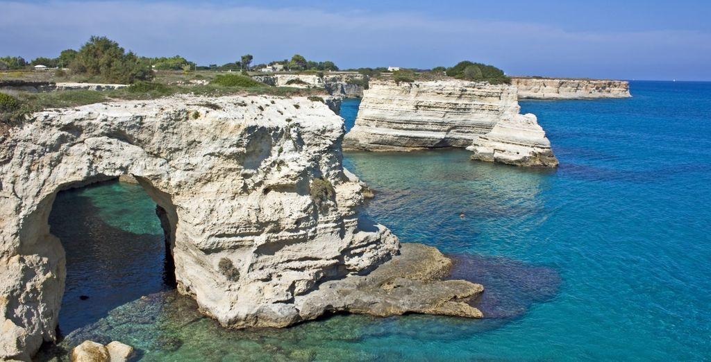 e vivete una vacanza da sogno in Puglia!