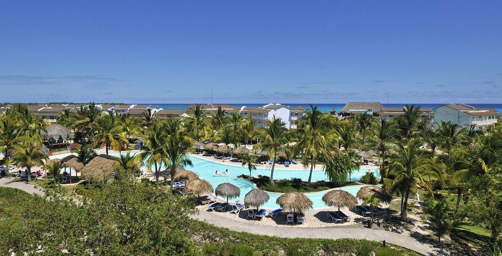 Il Sol Cayo Largo 4* è il luogo perfetto per rilassarsi e divertirsi