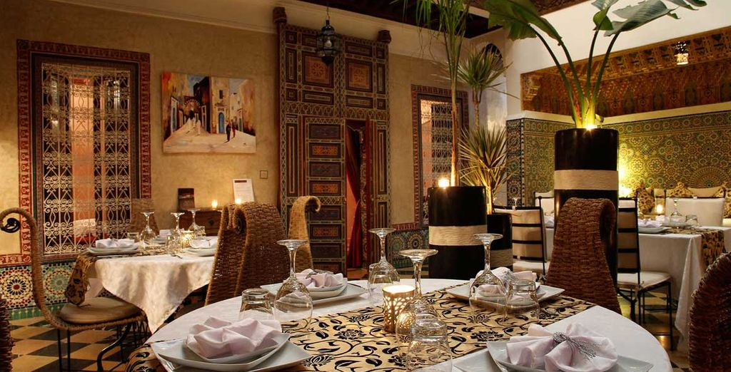 Benvenuti a Marrakech