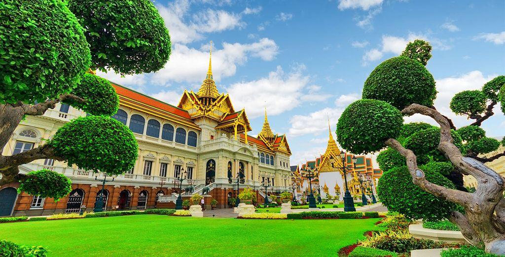 LiT Bangkok Hotel 5* +  My Beach Resort Phuket