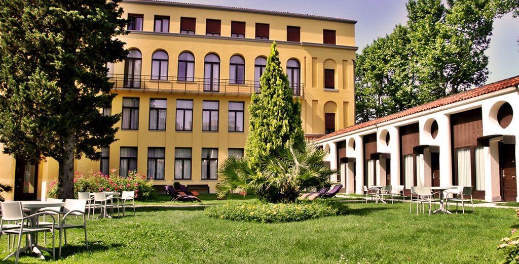 Best Western Premier Hotel Sant'Elena 4*