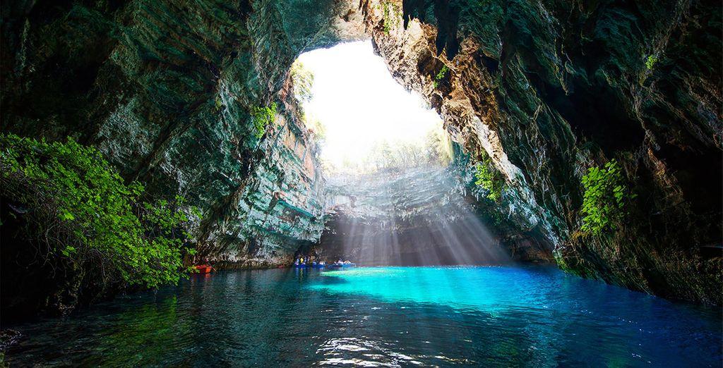 Paesaggi della Grecia