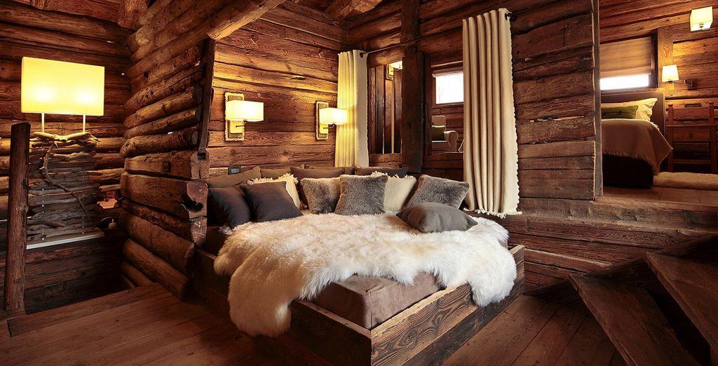 Hotel di alta gamma per una confortevole vacanza invernale nel cuore delle montagne di Champoluc
