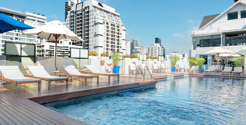 Hotel in Tailandia, nel cuore della città di Phuket