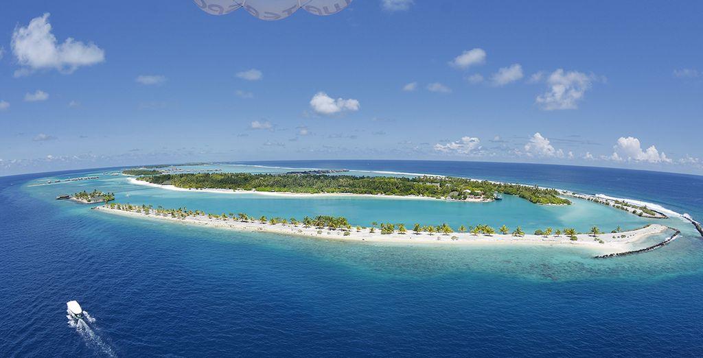 Fotografia delle Maldive