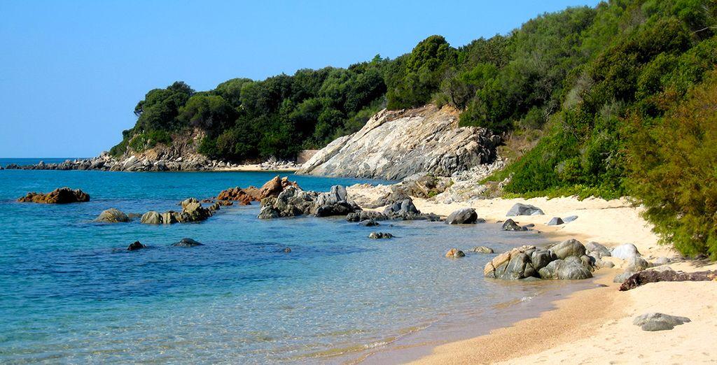 Fotografia della Corsica