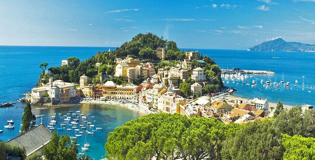 Paesaggi delle Cinque Terre d'Italia